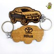 Keychain Pick Up - Toyota Hilux
