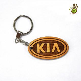 """Keychain """"Kia"""" Vehicle Logo"""