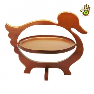 Wooden Duck Tray