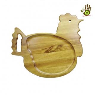 Wooden Tray Chicken