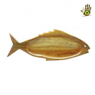 Wooden Tray Bangus