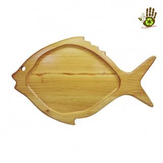 Wooden Kitong Tray