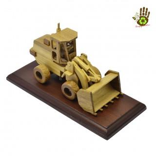 Wood Miniature Loader Collector's Item Big